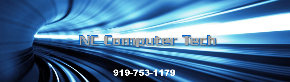 NC Computer Tech | Computer Repair | Holly Springs | 27540